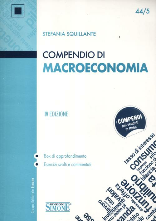 Compendio di macroeconomia