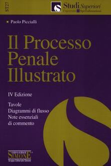 Il processo penale illustrato. Tavole, diagrammi di flusso, note essenziali di commento.pdf