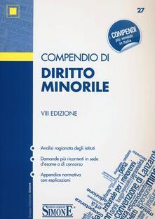 Listadelpopolo.it Compendio di diritto minorile Image