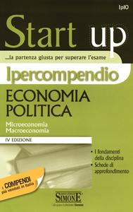 Libro Ipercompendio economia politica. Microeconomia. Macroeconomia