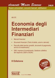 Criticalwinenotav.it Economia degli intermediari finanziari Image