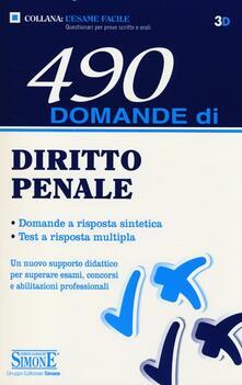 Daddyswing.es 490 domande di diritto penale Image