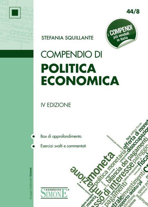 Compendio di politica econo...