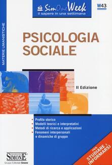 Premioquesti.it Psicologia sociale Image