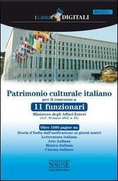 Patrimonio culturale italiano per il corso a 11 funzionari Ministero degli affari esteri