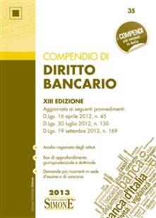 Compendio di Diritto Bancario - Salicone Concetta - ebook