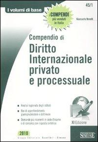 Compendio di diritto internazionale privato e processuale di Giancarlo Novelli