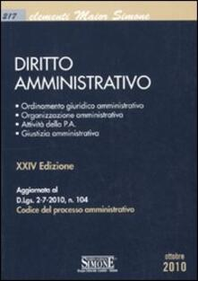 Ilmeglio-delweb.it Elementi di diritto amministrativo Image