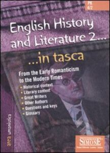 Libro English history and literature. Vol. 2