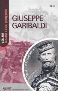 Libro Giuseppe Garibaldi