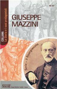 Libro Giuseppe Mazzini