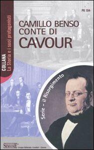 Libro Camillo Benso conte di Cavour