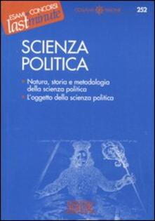 Radiospeed.it Scienza politica Image