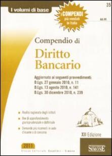 Daddyswing.es Compendio di diritto bancario Image