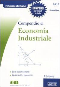 Compendio di economia indus...