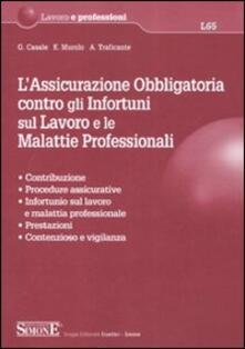 Equilibrifestival.it L' assicurazione obbligatoria contro gli infortuni sul lavoro e le malattie professionali Image