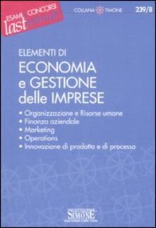 Elementi di economia e gestione delle imprese.pdf