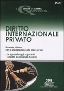 Grandtoureventi.it Diritto internazionale privato Image