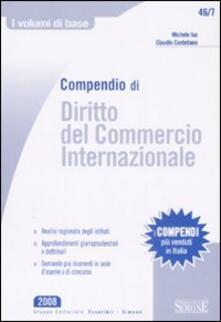 Compendio di diritto del commercio internazionale.pdf