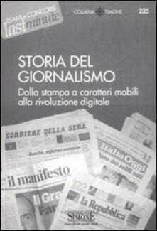 Radiospeed.it Storia del giornalismo. Dalla stampa a caratteri mobili alla rivoluzione digitale Image