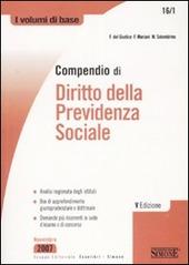 Compendio di diritto della previdenza sociale