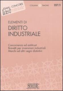 Antondemarirreguera.es Elementi di diritto industriale. Concorrenza ed antitrust. Brevetti per invenzioni industriali. Marchi ed altri segni distintivi Image