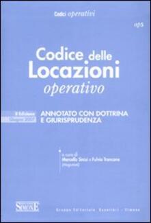 Codice delle locazioni operativo. Annotato con dottrina e giurisprudenza.pdf