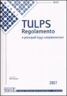 Squillogame.it Tulps. Regolamento e leggi complementari Image