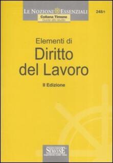 Elementi di diritto del lavoro.pdf