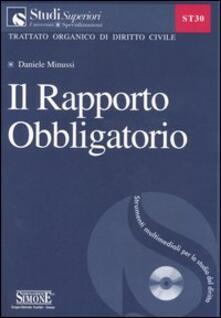 Fondazionesergioperlamusica.it Il rapporto obbligatorio. Con CD-ROM Image