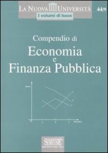 Compedio di economia e finanza pubblica.pdf