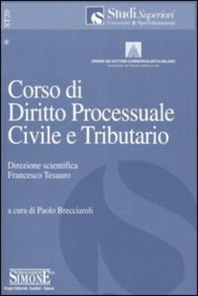 Fondazionesergioperlamusica.it Corso di diritto processuale civile e tributario Image