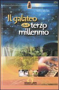 Foto Cover di Il galateo del terzo millennio, Libro di Giuliana Della Corte, edito da Sigma Libri