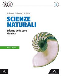 SCIENZE NATURALI LINEA VERDE 1 ED. MISTA