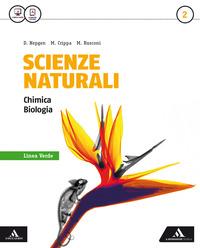 SCIENZE NATURALI LINEA VERDE 2 ED. MISTA