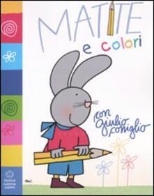 Winniearcher.com Matite e colori con Giulio Coniglio Image