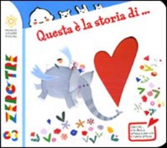 Libro Questa è la storia di... Emanuela Nava , Sophie Fatus