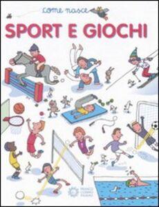 Libro Sport e giochi