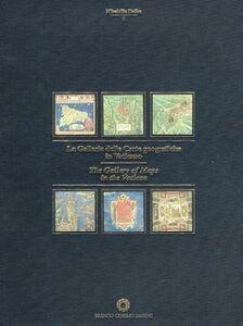 Libro La Galleria delle Carte geografiche in Vaticano