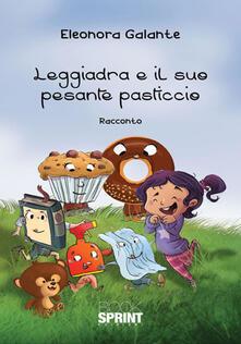 Voluntariadobaleares2014.es Leggiadra e il suo pesante pasticcio Image