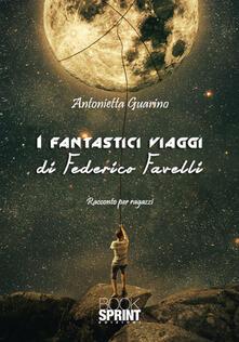 Listadelpopolo.it I fantastici viaggi di Federico Favelli Image
