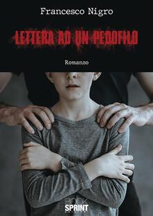 Lettera ad un pedofilo