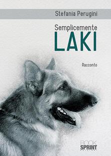Semplicemente Laki - Stefania Perugini - copertina