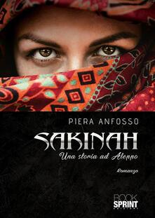 Warholgenova.it Sakinah. Una storia ad Aleppo Image