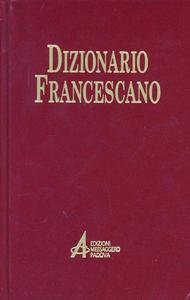 Libro Dizionario francescano