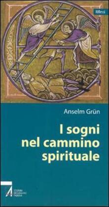 I sogni nel cammino spirituale - Anselm Grün - copertina