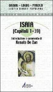 Isaia. (Capitoli 1-39)
