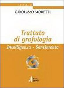 Amatigota.it Trattato di grafologia. Intelligenza, sentimento Image