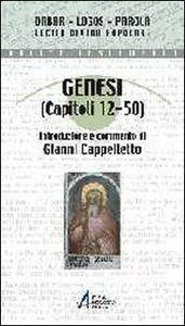 Foto Cover di Genesi. Capitoli 12-50, Libro di  edito da EMP