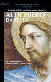 Altichiero da Zevio. Die Jakobuskapelle. Das Oratorium des Hl. Georg